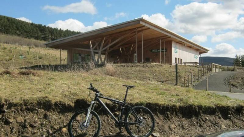 Glentress, Scotland - MBR