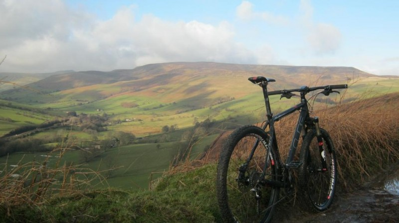 29bcbdb1918 Peak District Mountain Bike Trails - Trail Guide and Reviews - iBikeRide