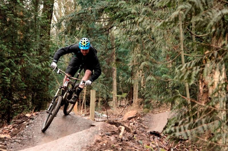 Cuningar Loop Bike Skills Park - Trail Guide and Reviews - iBikeRide