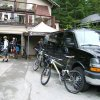 Chalet Alta Vista Garage - Whistler Drift Riding Biking Holidays and Hire