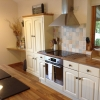 Ash Tree Lodge has a well equipped kitchen