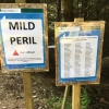 Glentress opens Mild Peril, a new twisty, tight, red descent