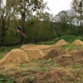 417 Bike Park re-open Dirt Jumps Main Line with more jumps!