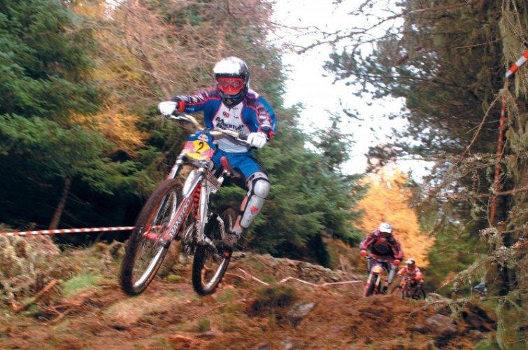 Glentress Forest Mountain Biking