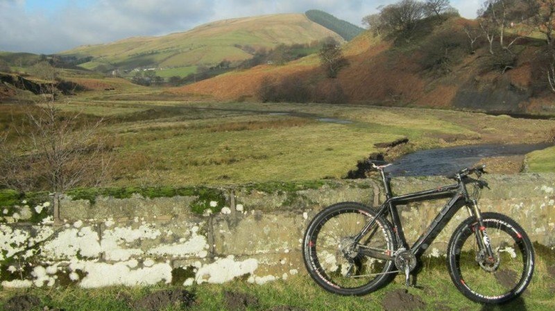 afa16460d1c Peak District Mountain Bike Trails - Trail Guide and Reviews - iBikeRide