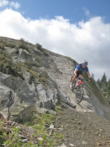 79845b2b030 Kirroughtree Mountain Bike Trail Centre - Trail Guide and Reviews ...