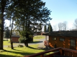 Conifer Lodges in Newton Stewart, Dumfries & Galloway