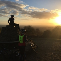 Surrey hills mountain bike trails