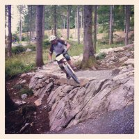 Coed y Brenin Mountain Bike Trail Centre, Wales