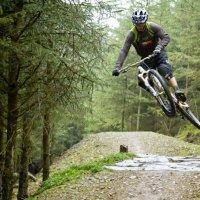 Coed Llandegla Mountain Bike Centre, Wales