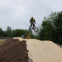 Sinfin Moor BMX Pump Track