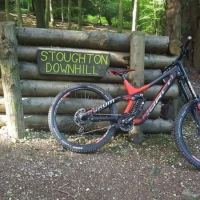 Stoughton Downhill Mountain Bike Trails