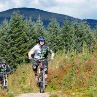 Ae Mountain Bike Trail Centre, Scotland