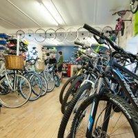 Great range of bikes