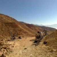 Downhill Mountain Biking in the Eilat Mountains