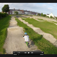Skelton Green Pump Track