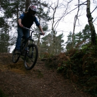 Perry Woods Mountain Biking, Freeride and Downhill