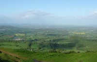 Top Of Malvern Hills - Worcestershire Beacon