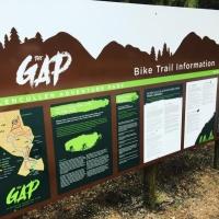 Gap (Glencullen Adventure Park ) Bike Park