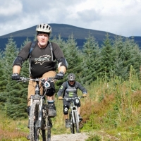 Ae Mountain Bike Trail Centre
