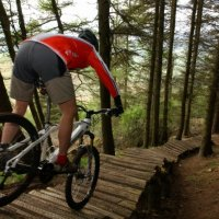 Mabie Mountain Bike Trail Centre