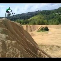 Steetley  Quarry Mountain Biking