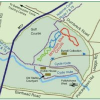 Pollok Country Park Mountain Bike Trails