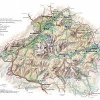 Cairngorms, Eastern Highlands Mountain Biking , Scotland