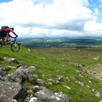 Preseli Hills Mountain Biking