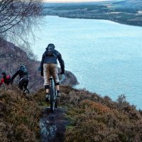 Abriachan Kelpies Mountain Bike Trails