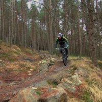 Laggan Wolftrax Mountain Bike Trails