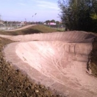 Building Outdoor Community MTB and BMX Bike Parks in London