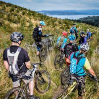 Dunoon Mountain Biking
