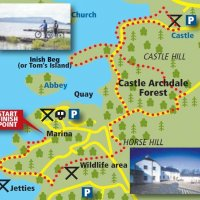 Castle Archdale Country Park Family Cycling Trail