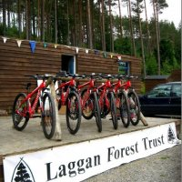 Laggan Forest Trust at Wolftrax