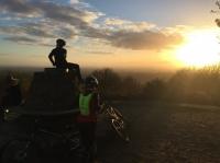Surrey hills mountain bike trails