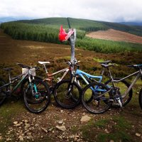 Innerleithen Mountain Bike Trails