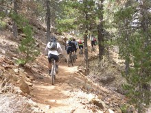Troodos trails