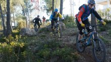 Cycling, Mountain Biking, Spain, Ibiza