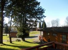 Conifer Lodges in Newton Stewart, Dumfries & Galloway