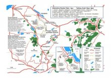 Snowdon voluntary restrictions - mountain bikers take note