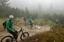 The Surrey Hills Adventure Company - MTB Holidays in The Surrey Hills and Bulgaria