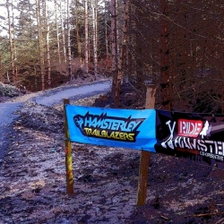 Hamsterley Launches new red jump section - K Line