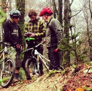 Cardinham Woods Mountain Biking