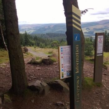 Glentress Mountain Bike Trail Centre