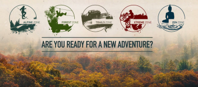 Afan's £130 million investment for the Afan Valley Adventure Resort